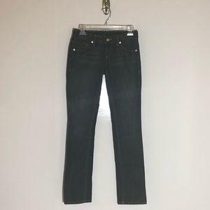 A/X Armani Exchange Straight Leg Jeans